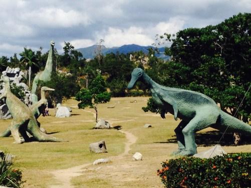 Santiago Parque Prehistórico