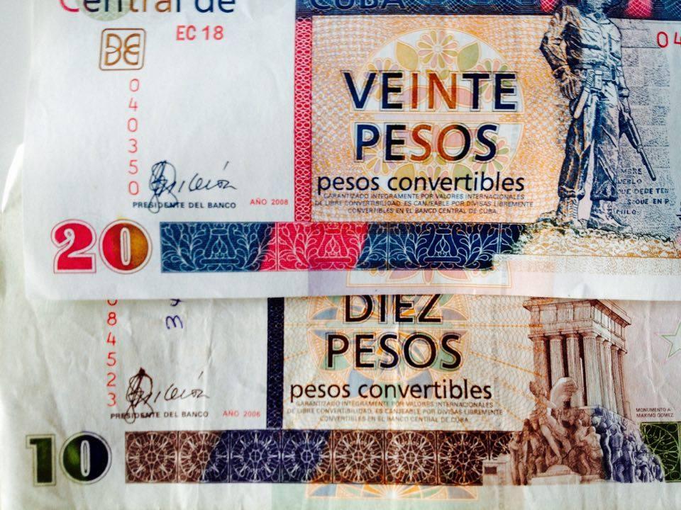 Kubanisches Geld