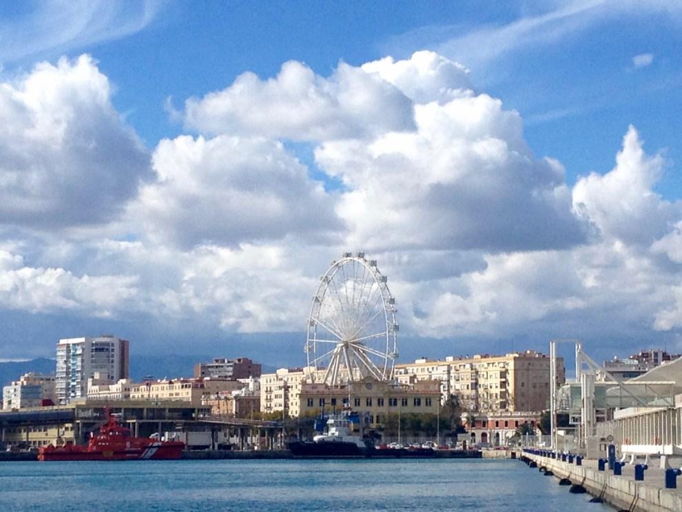 Riesenrad Málaga