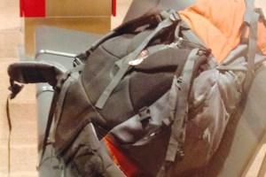 Gepäckschaden Erfahrung