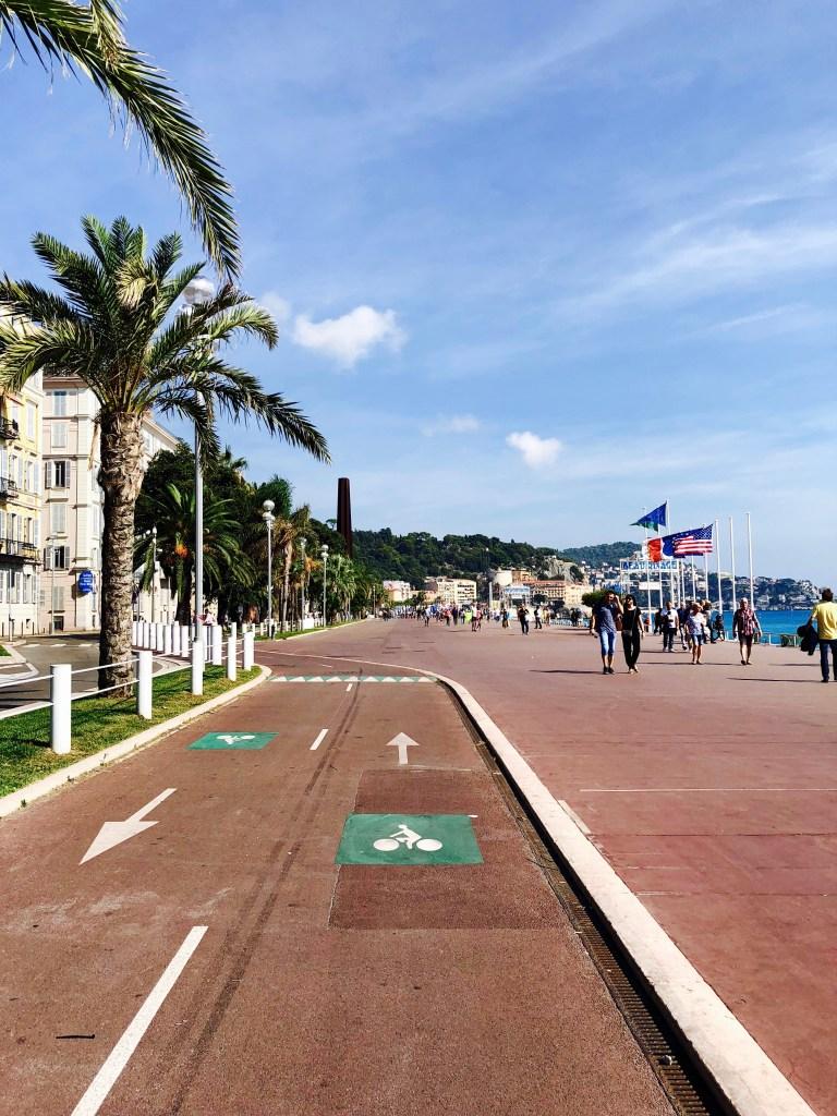 Nizza Promenade de Anglais