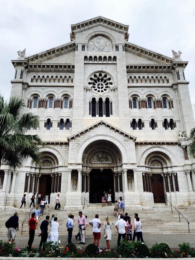 Kirche von Monaco