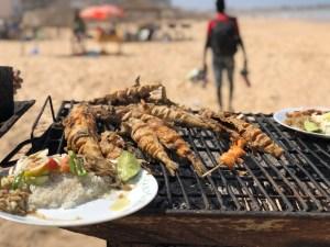 Yoff Dakar Senegal Restaurant