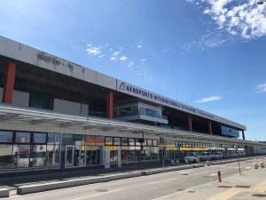 Palermo Flughafen