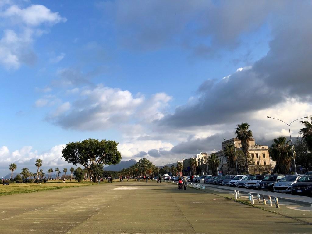 Palermo Foro Italico Reisetipps