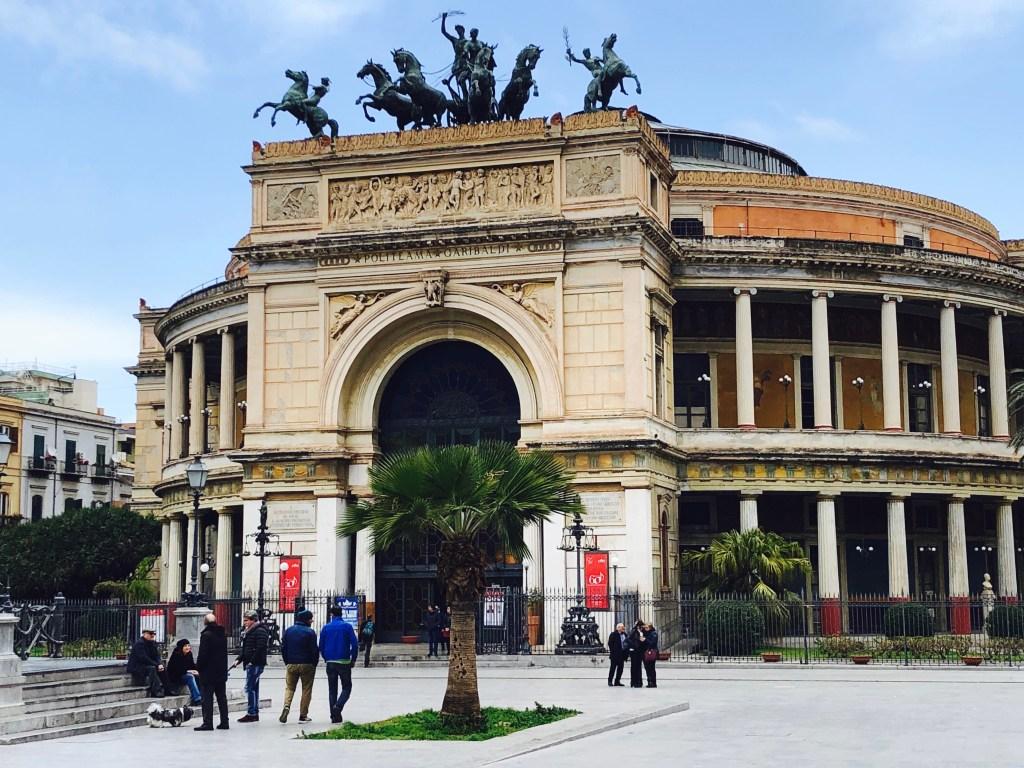 Palermo Teatro Politeama