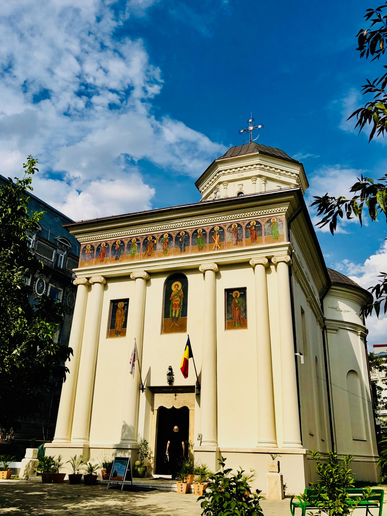 Altstadt Bukarest Rumänien Tipp