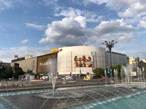 Shopping Mall am Piata Unirii Bukarest