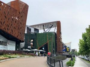 Shopping Park Lake Mall außen Bukarest Tipp