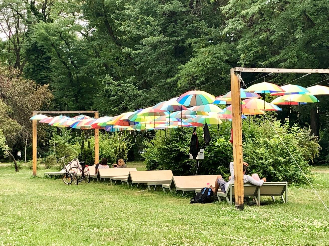 Herastrau Park Bukarest Tipp