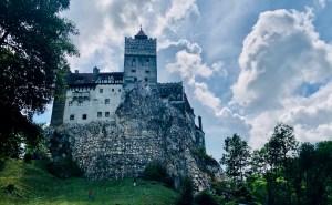 Dracula Schloss Bran Rumänien