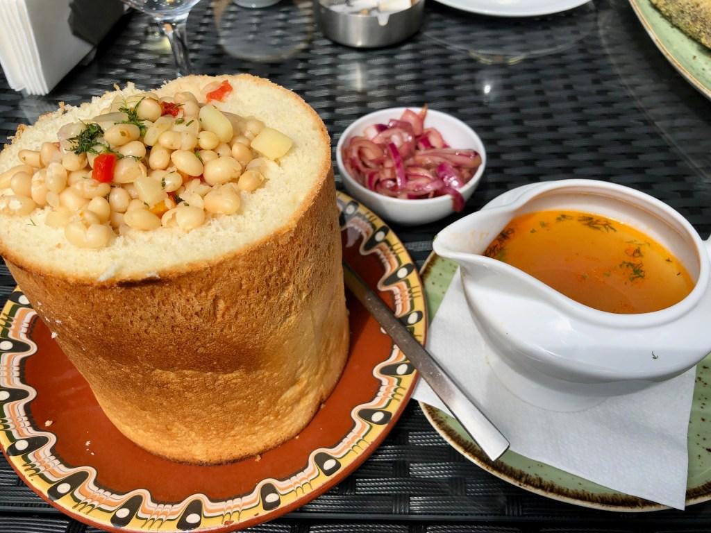 Speisen Rumänien Tipps Bohnensuppe