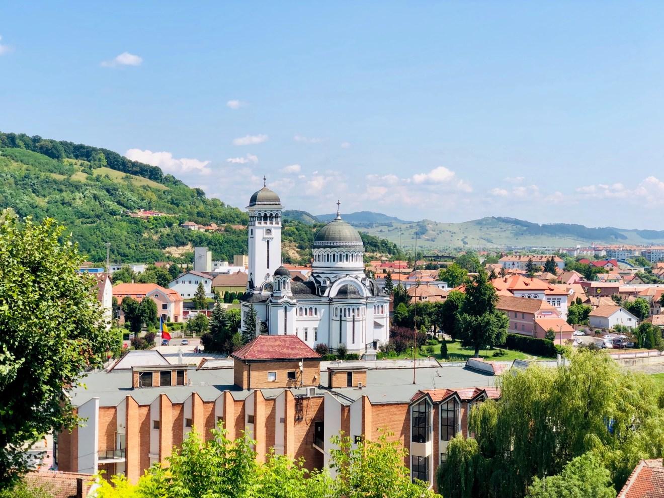 Römisch-katholische Kirche Citadel Sighesoara Rumänien