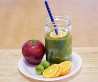Fitness Rezepte: Abnehmen & Anti-Aging mit grünen Smoothies: smoothie-3