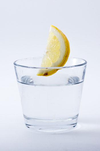 Stoffwechsel anregen durch Wasser
