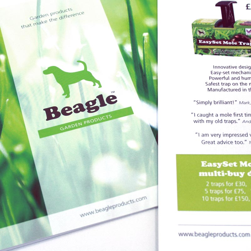 Beagle literature by Just Us