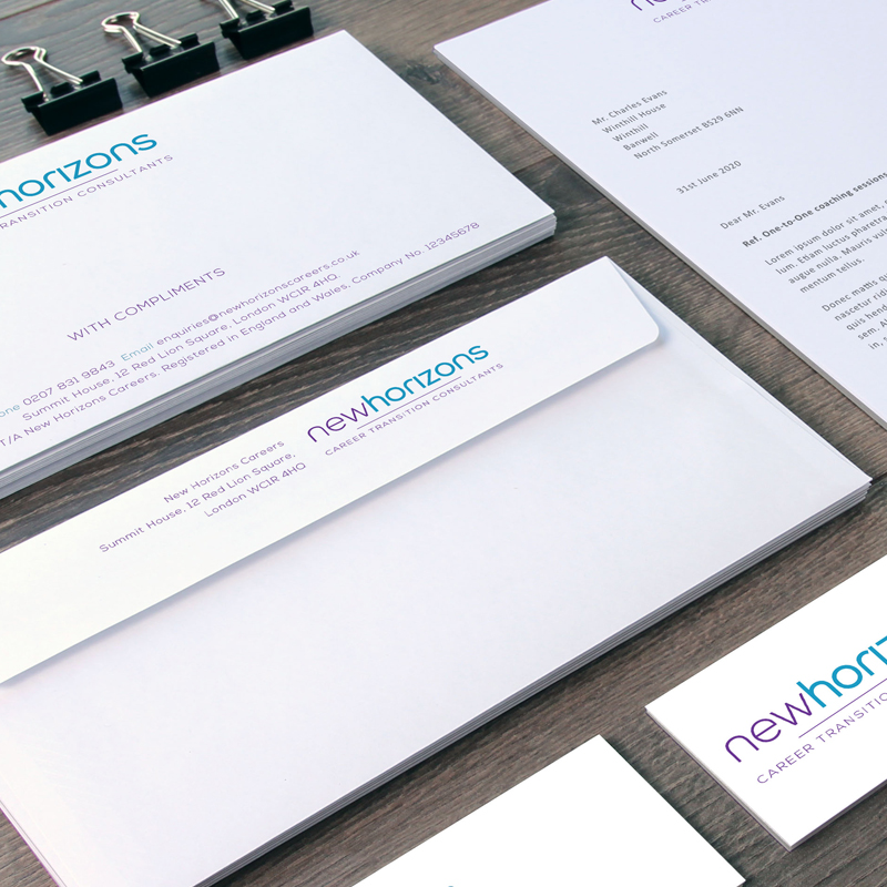 New Horizons identity by Just Us