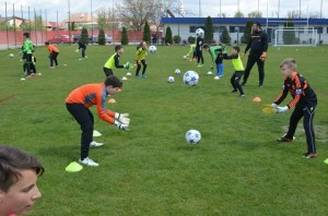 goalkeeping training