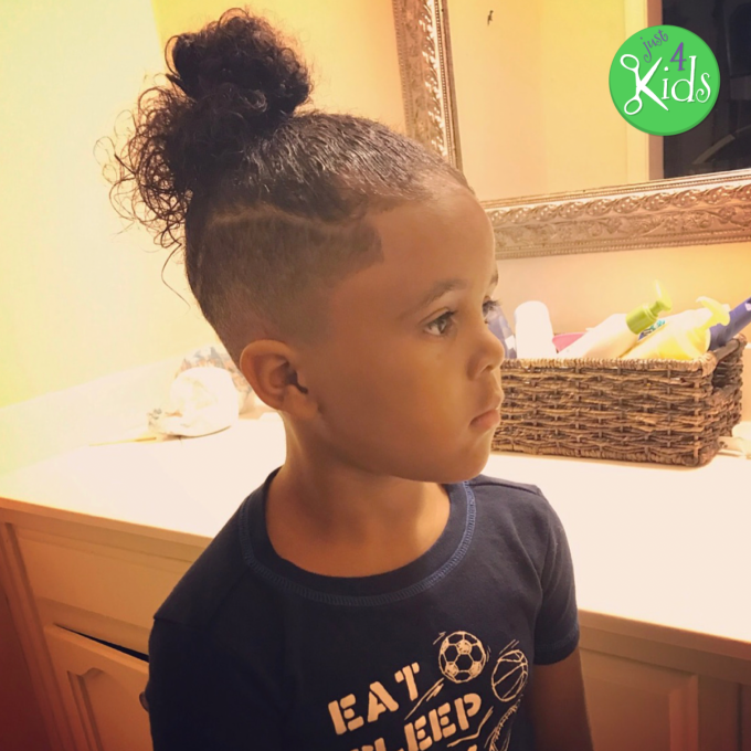 top kids hairstyles 2018 - long hairstyles for boys - long