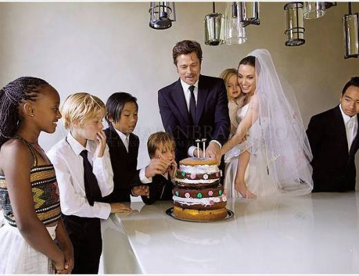 Wedding-Cake-Jolie-e-Pitt-matrimonio-figli