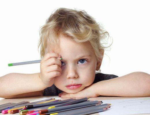 bambini iperattivi adhd disturbo dell'attenzione