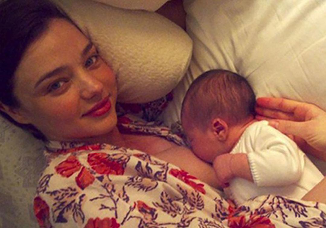 Mamme vip e seno post parto: perchè il loro è sempre perfetto?