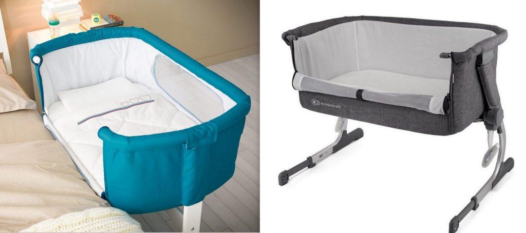 I side beds: le soluzioni utili per il sonno sicuro del tuo bambino