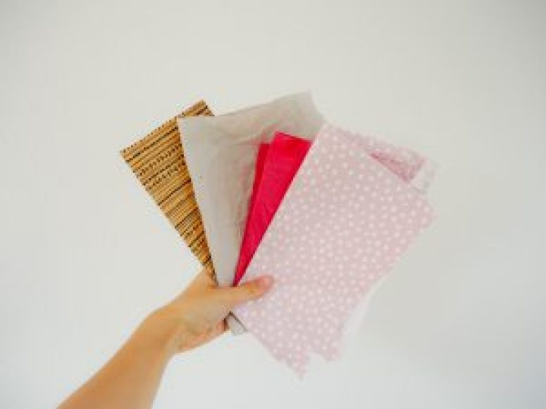 5 Things to re-use in your journal
