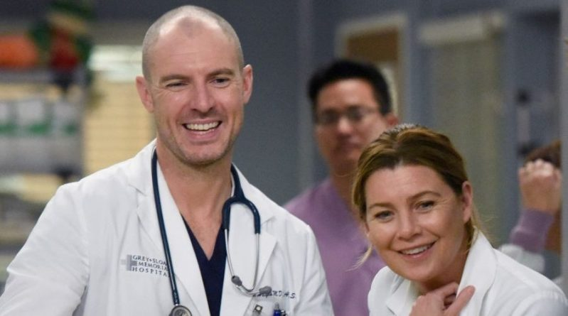 Grey's Anatomy - Just About TV