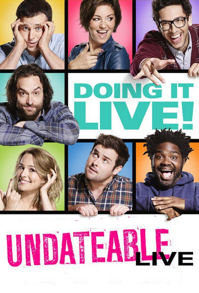 Undateable (2014)