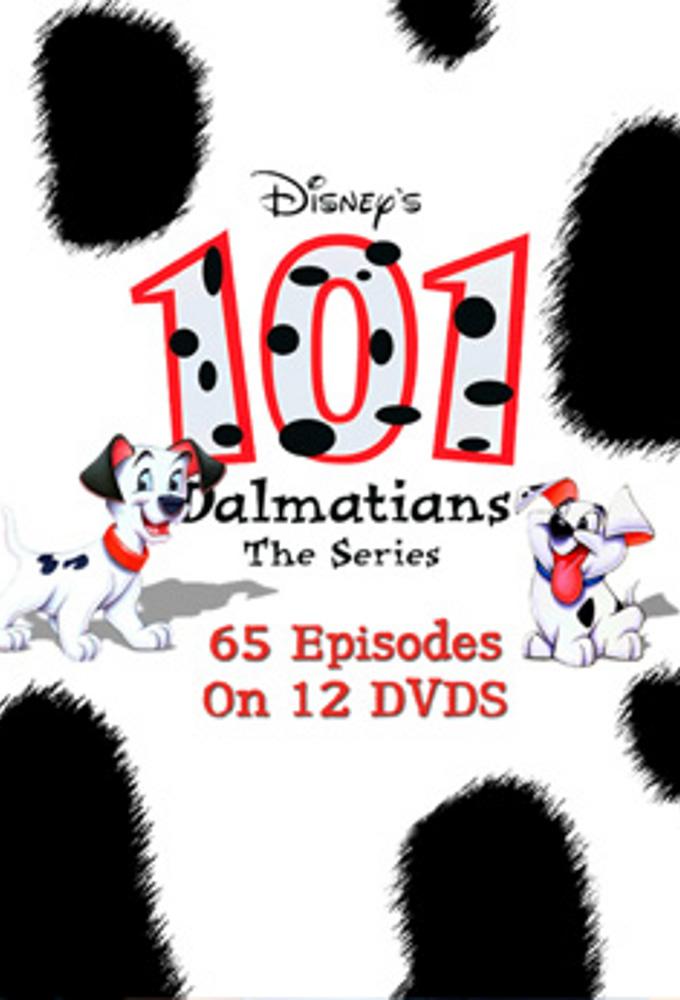 Les 101 dalmatiens, la série