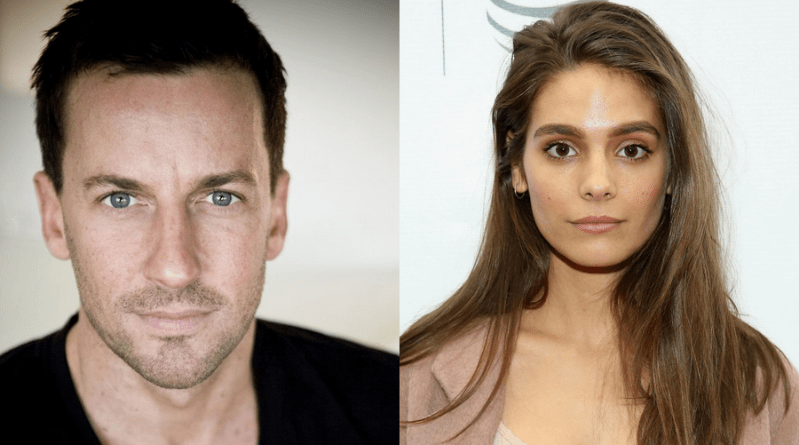 Craig Parker et Caitlin Stasey invités à la Long May She Reign de Dream It Conventions