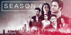 Chicago Med renouvelée pour une saison 4 par NBC