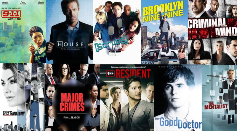 Dossier spécial : nos séries policières, médicales et de pompiers préférées !