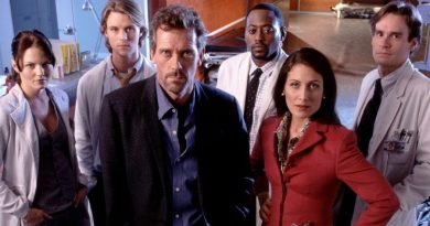 Dr House - Just About TV