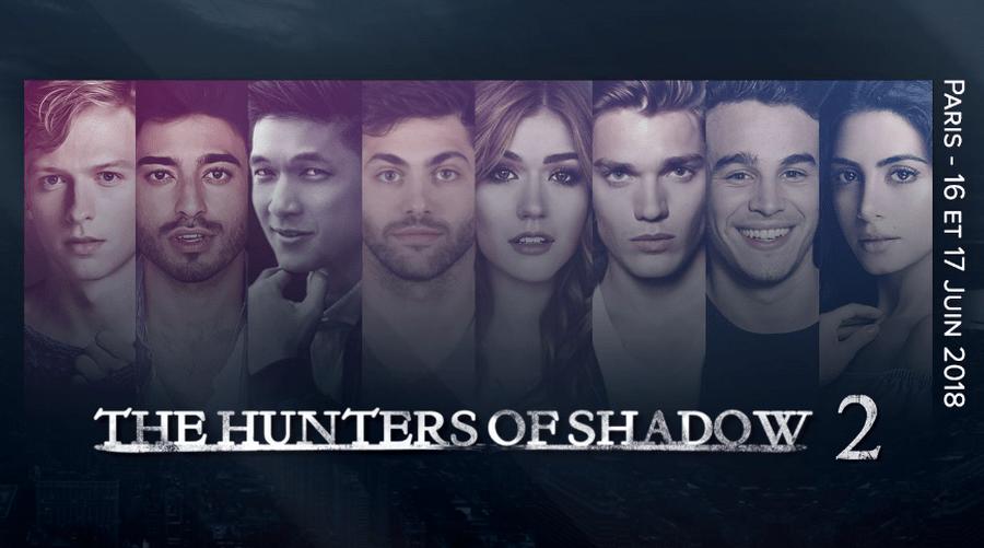 Gros plan sur la convention The Shadows Of Hunter 2 de Wevents Production
