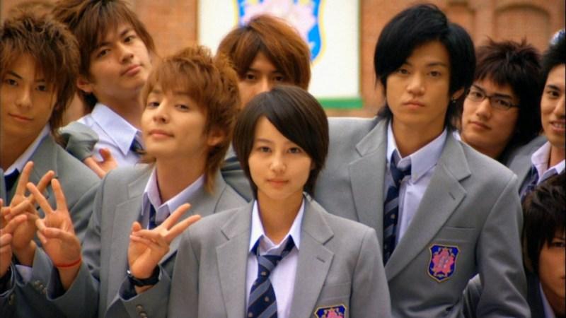 6 séries étrangères qui vous feront quitter les séries américaines - Hanazakari no kimitachi e