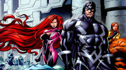 Marvel's Inhumans - Just About TV