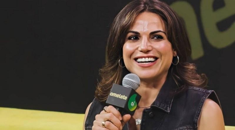 Once Upon A Time Lana Parrilla n'exclut pas un retour de Regina
