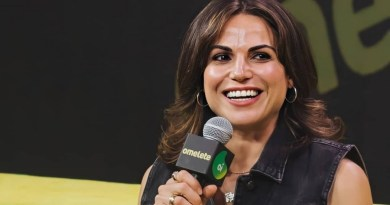 Once Upon A Time Lana Parrilla n'exclut pas un retour de Regina