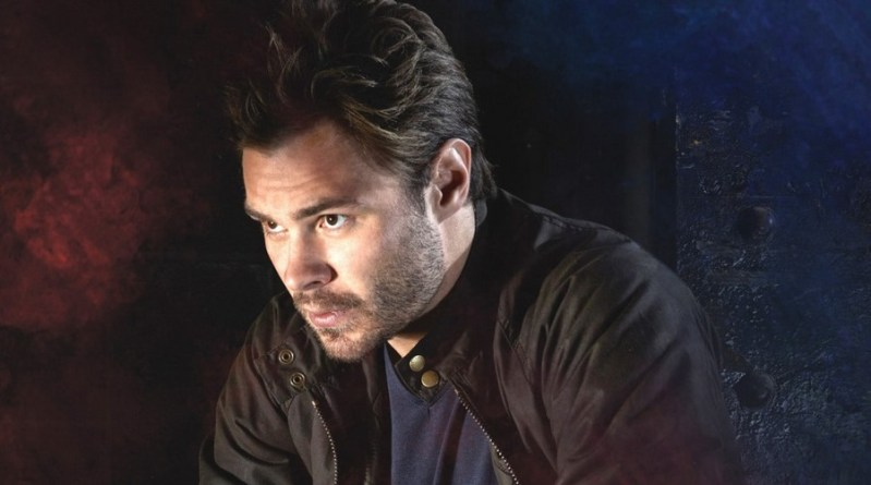 Patrick Flueger invité à la Heroes of Chicago Convention d'Entertainment Events