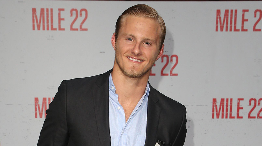 Alexander Ludwig - Just About TV