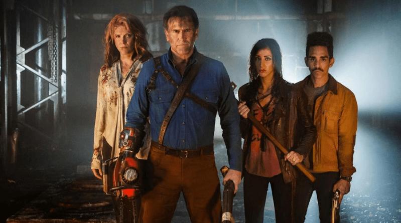 Starz annule Ash vs. Evil Dead après trois saisons