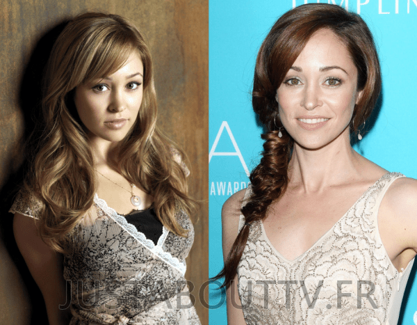 Autumn Reeser, Newport Beach - Just About TV
