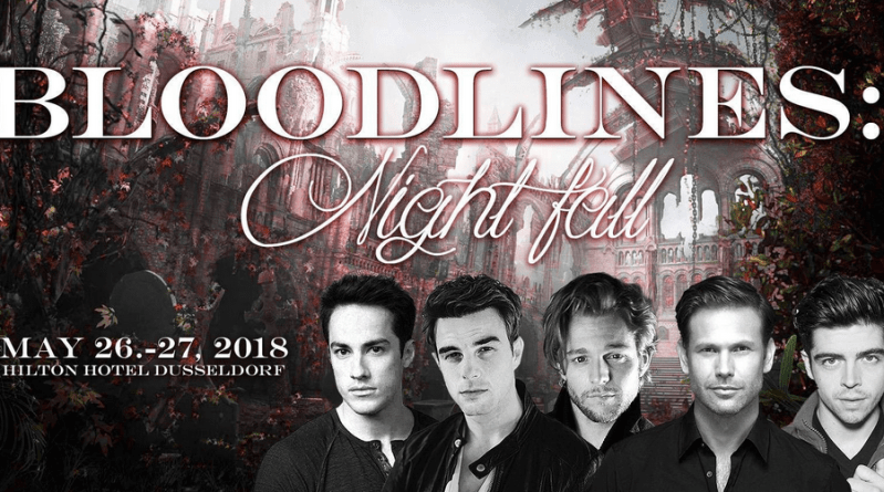 Focus sur la convention allemande Bloodlines d'Entertainment Events