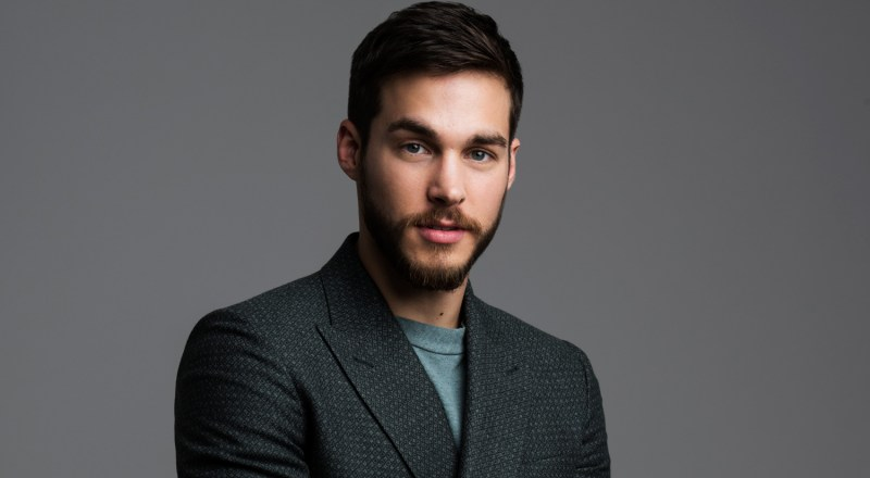 Chris Wood dans The Vampire Diaries - Just About TV