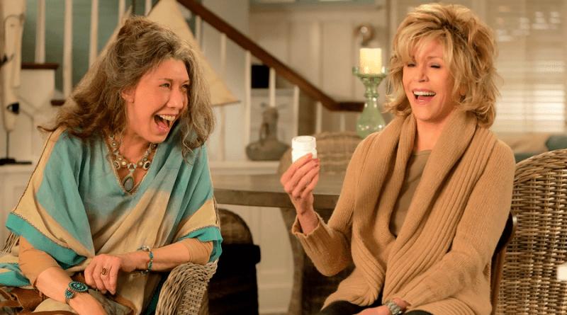 Grace and Frankie renouvelée pour une saison 5