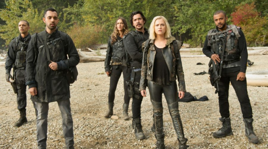 The 100 - Just About TV