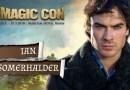 Ian Somerhalder annoncé à la MagicCon en Allemagne