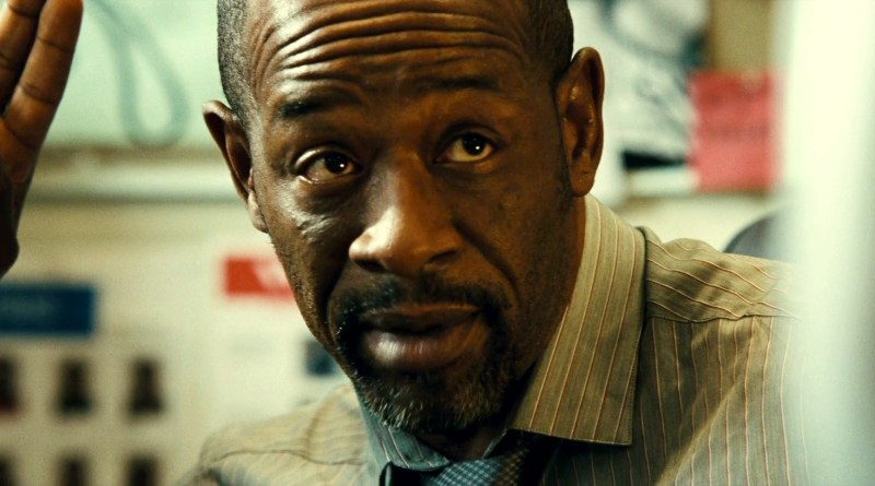 Lennie James - Walker Stalker Con London